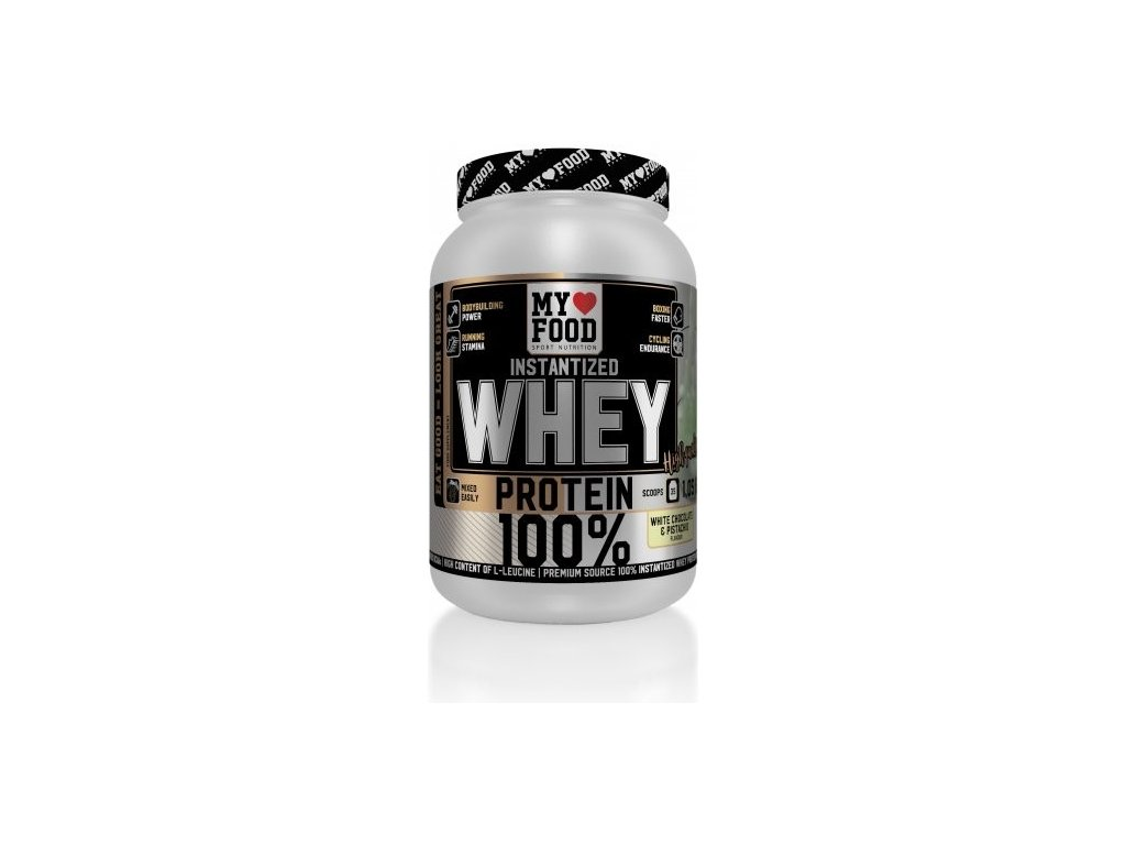 MY FOOD 100% WHEY PROTEIN 1050 g